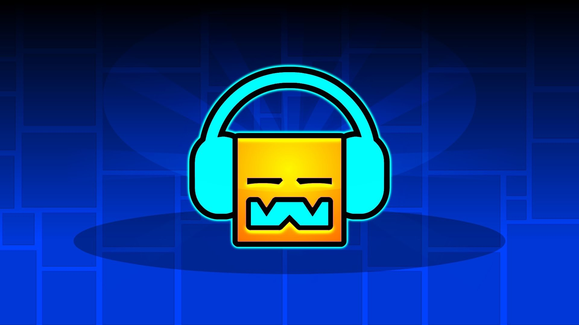 GEOMETRY DASH THE OFFICIAL SONG 1920x1080