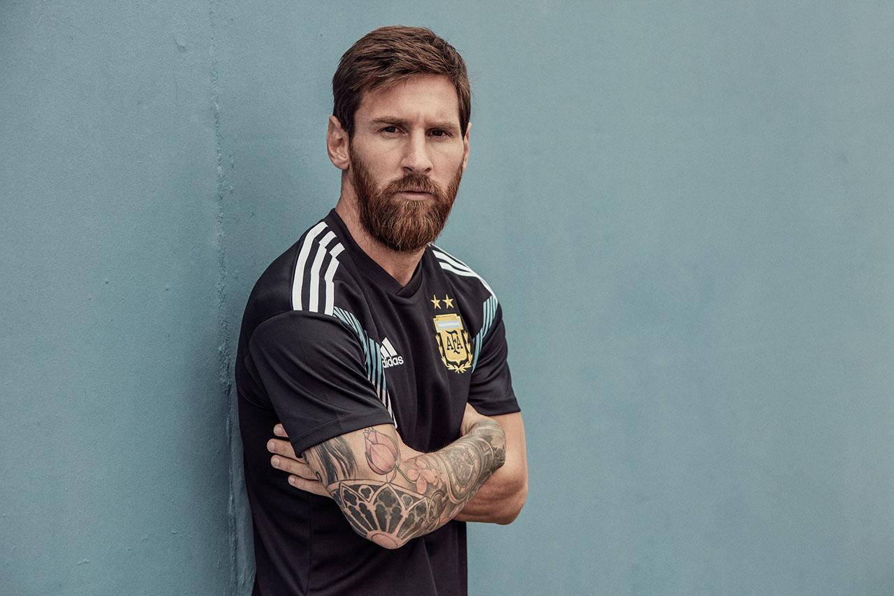 Novas camisas da Argentina 2018 Adidas Mantos do Futebol 1280x853