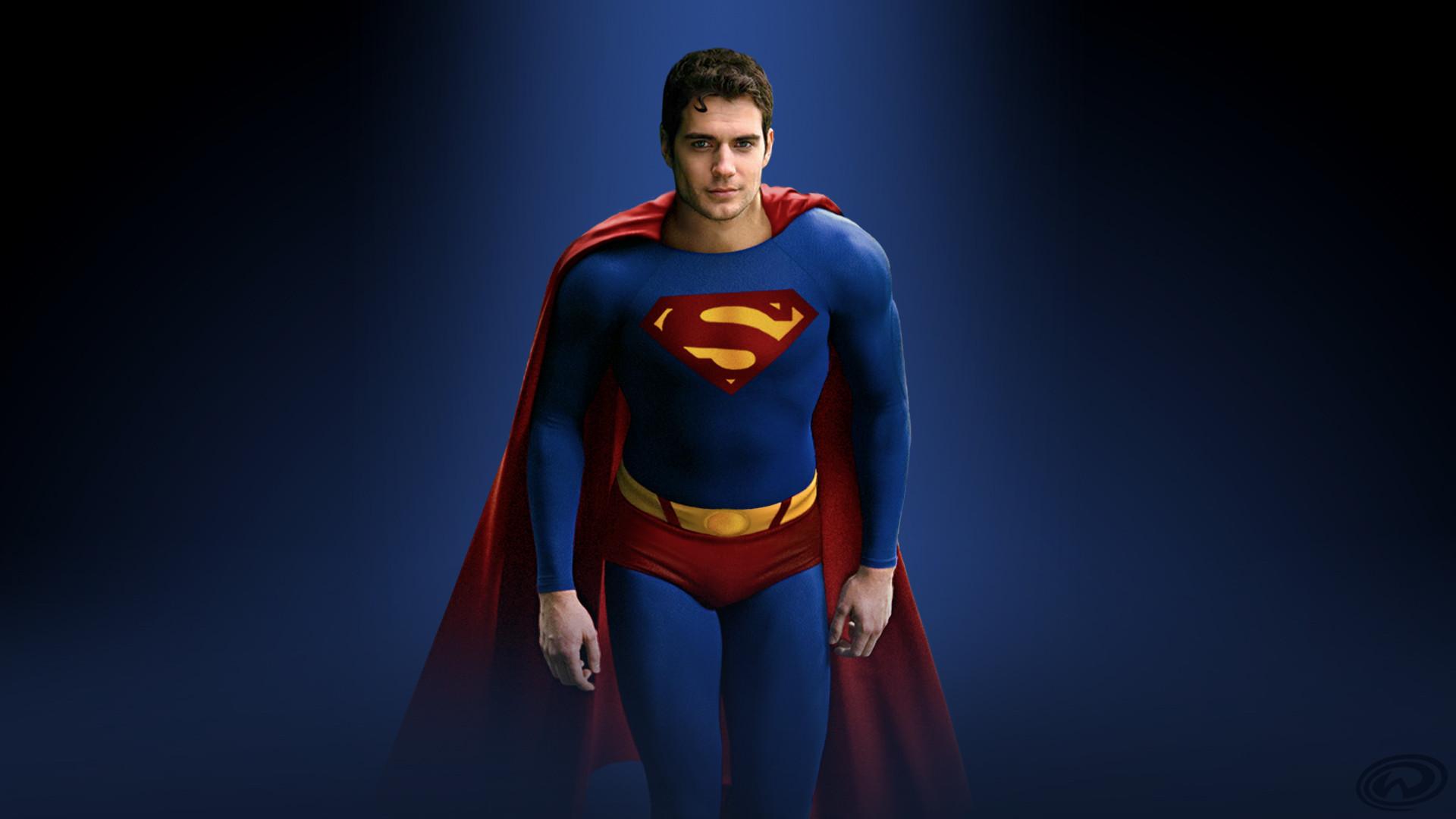 Henry Cavill Superman Wallpaper Henry cavill superman 1920x1080