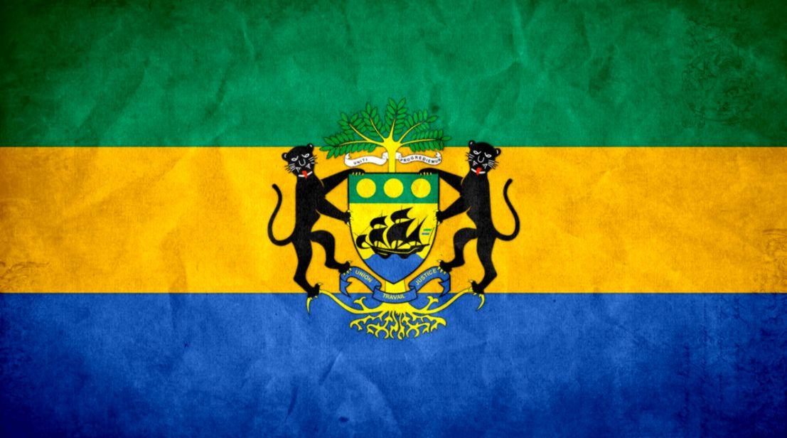 Gabon Countries Flag Wallpaper Smart Wallpapers 1107x616