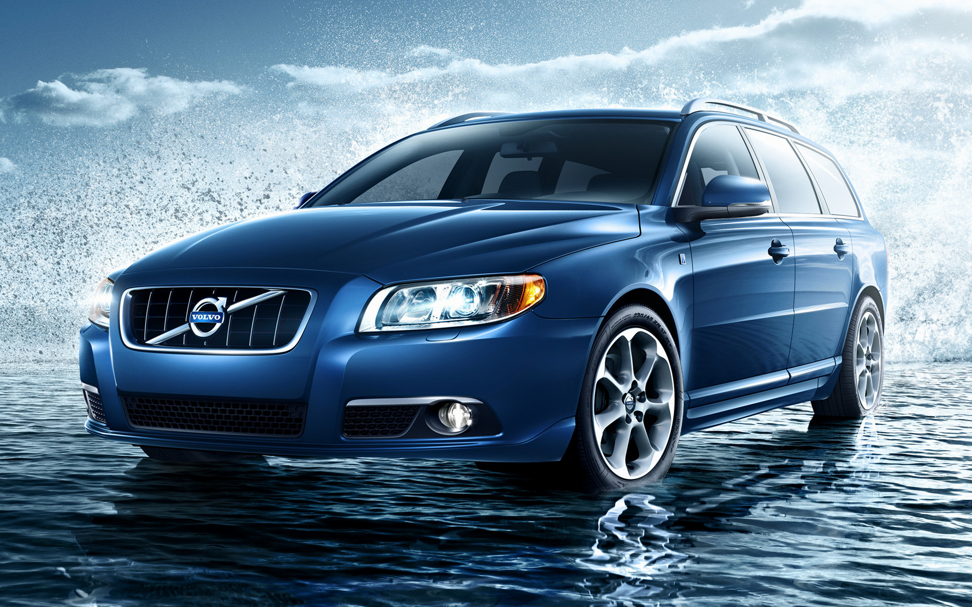 2011 Volvo V70 Ocean Race   Wallpapers and HD Images Car Pixel 1920x1200