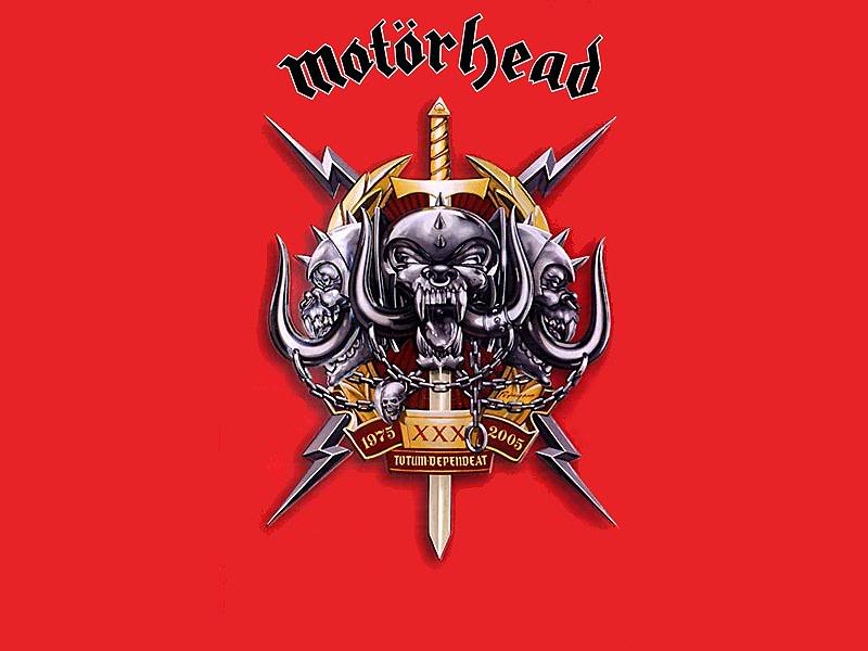 Motorhead Logo Wallpaper   Motorhead Wallpaper No Sleep til Your 800x600