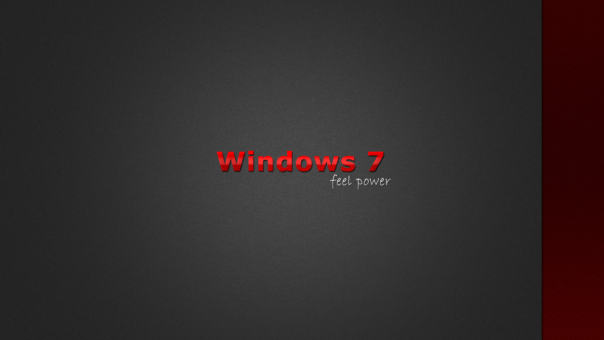 Windows 7 wallpaper FULL HD by harmonikas996 1191x670