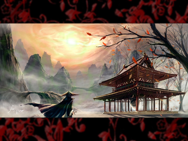 Image alpha value inter wallpaper japanese wallpaper desktop 1440x1080