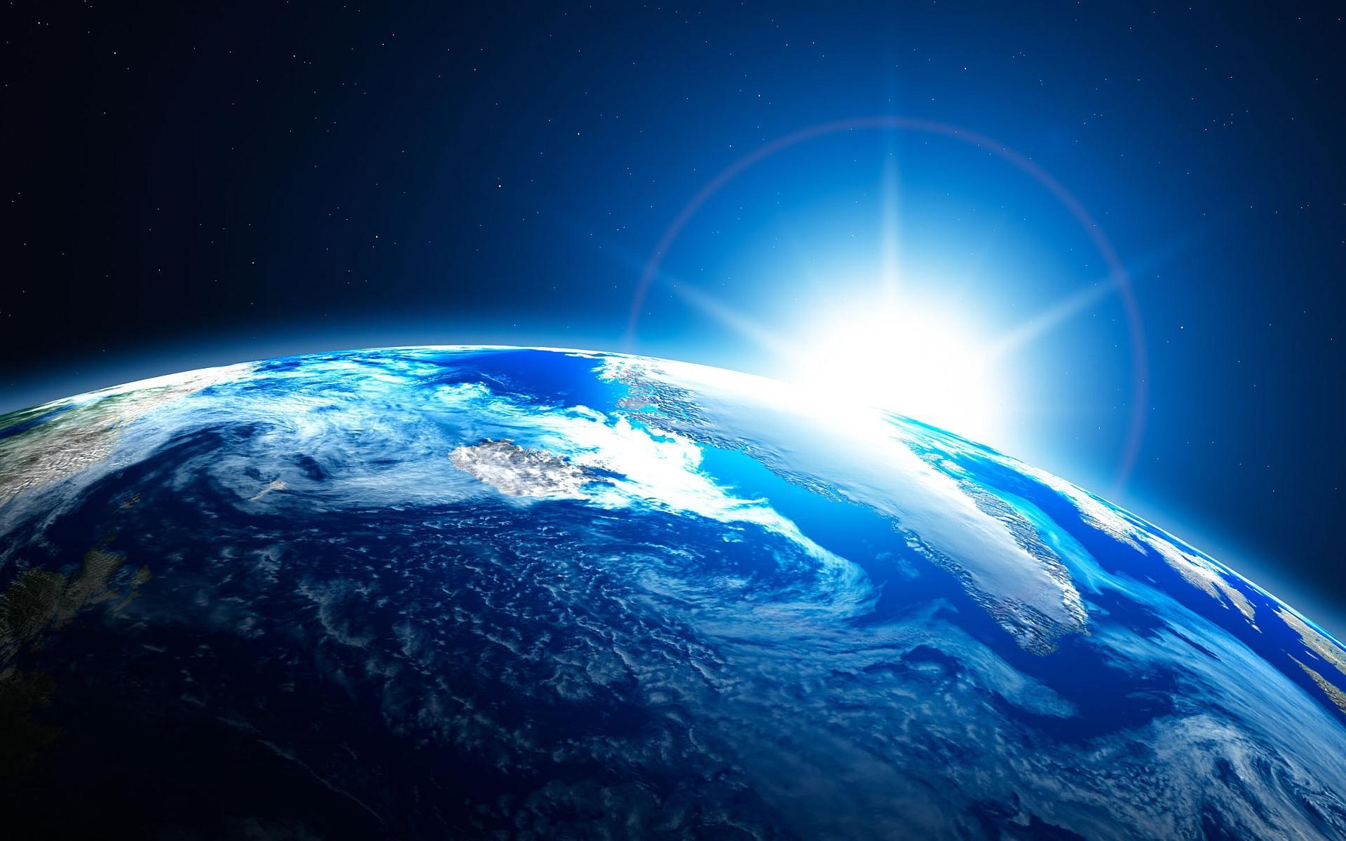 44 Planet Earth Wallpapers For Desktop On Wallpapersafari