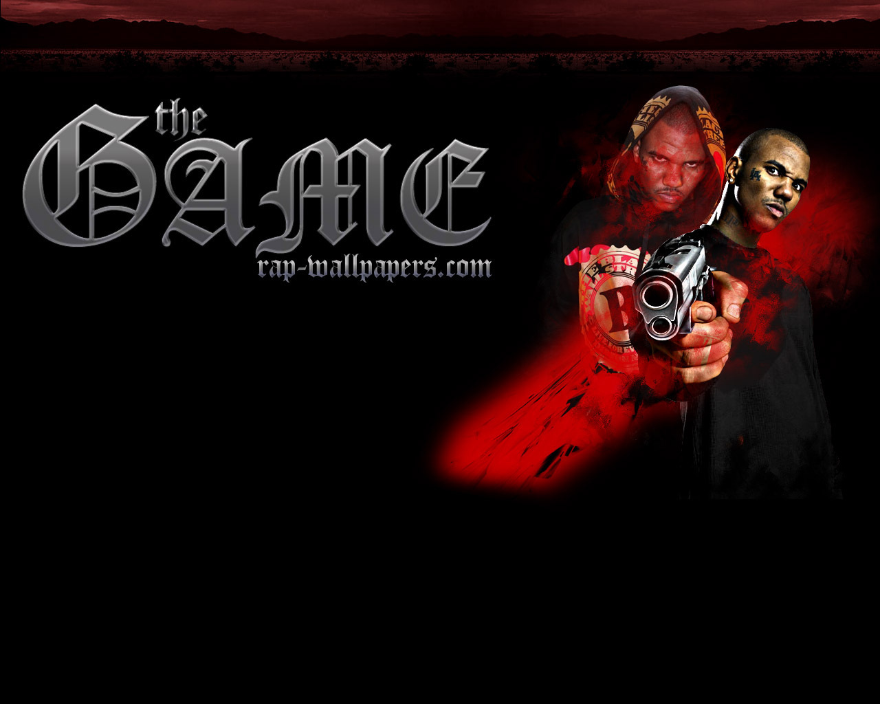 The Game   The Game Rapper Wallpaper 3619056 1280x1024