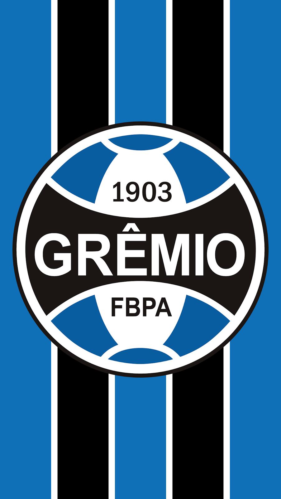 wallpaper de futebol Grmio escudo Imagens para Whatsapp 902x1600