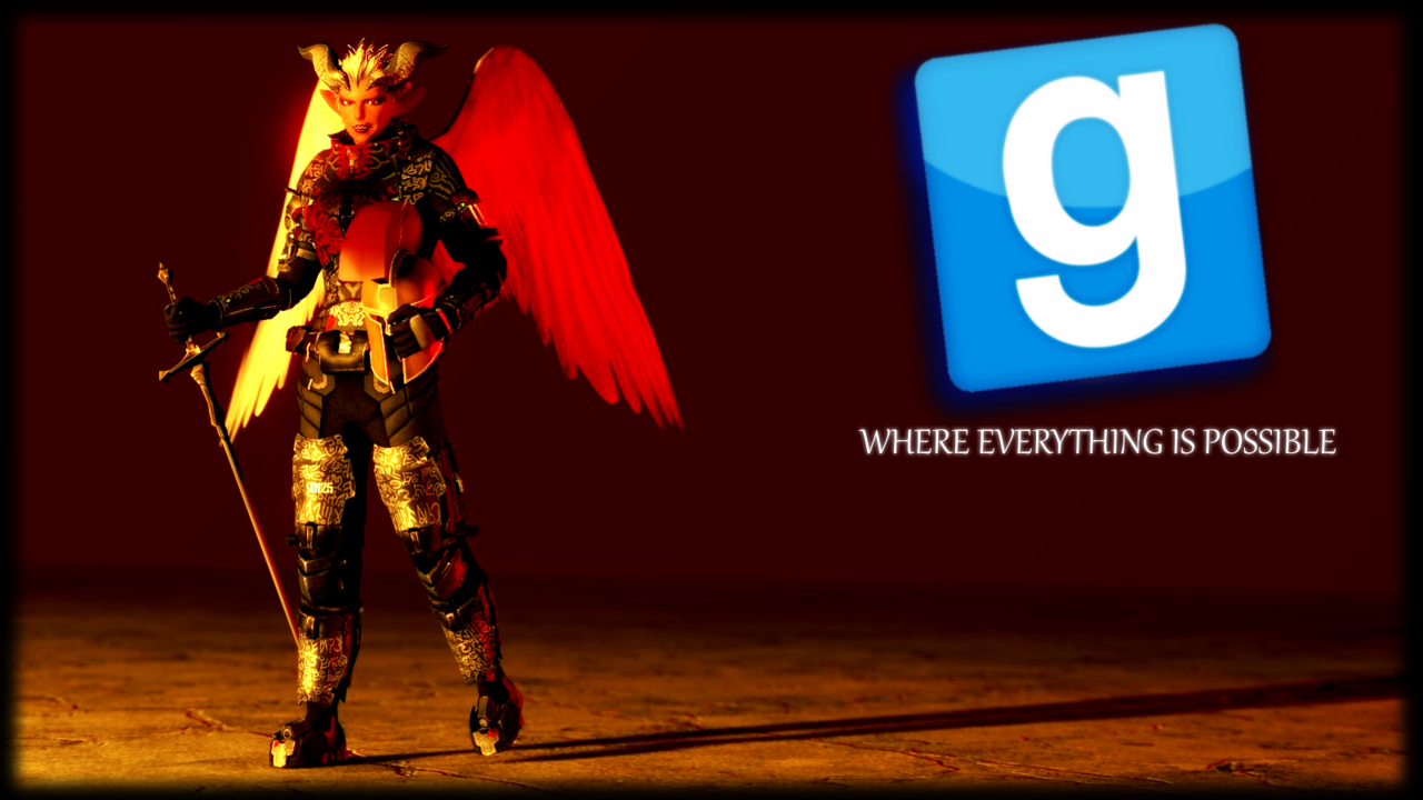 Free Download Gmod Wallpaper By Commodor Richter 1280x720