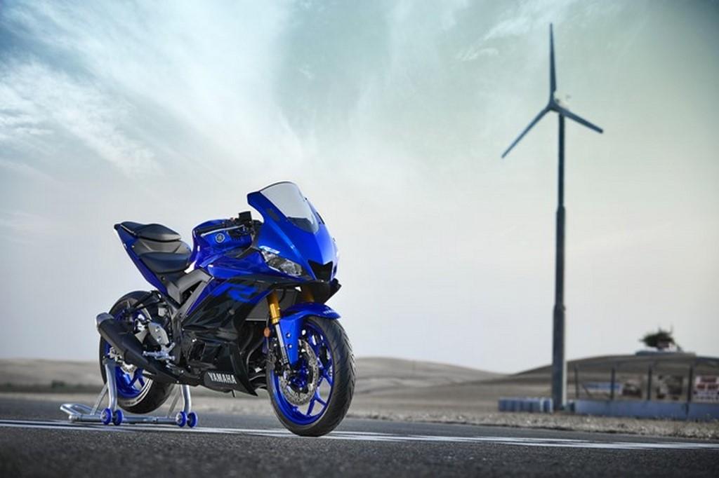 2019 Yamaha R3 Images Officially Revealed MotorBeam 1024x682