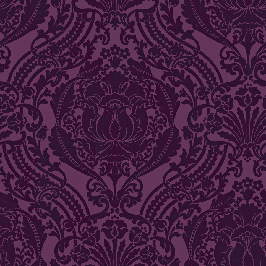 Purple Strippable Non Woven Paper Prepasted Wallpaper at Lowescom 900x900