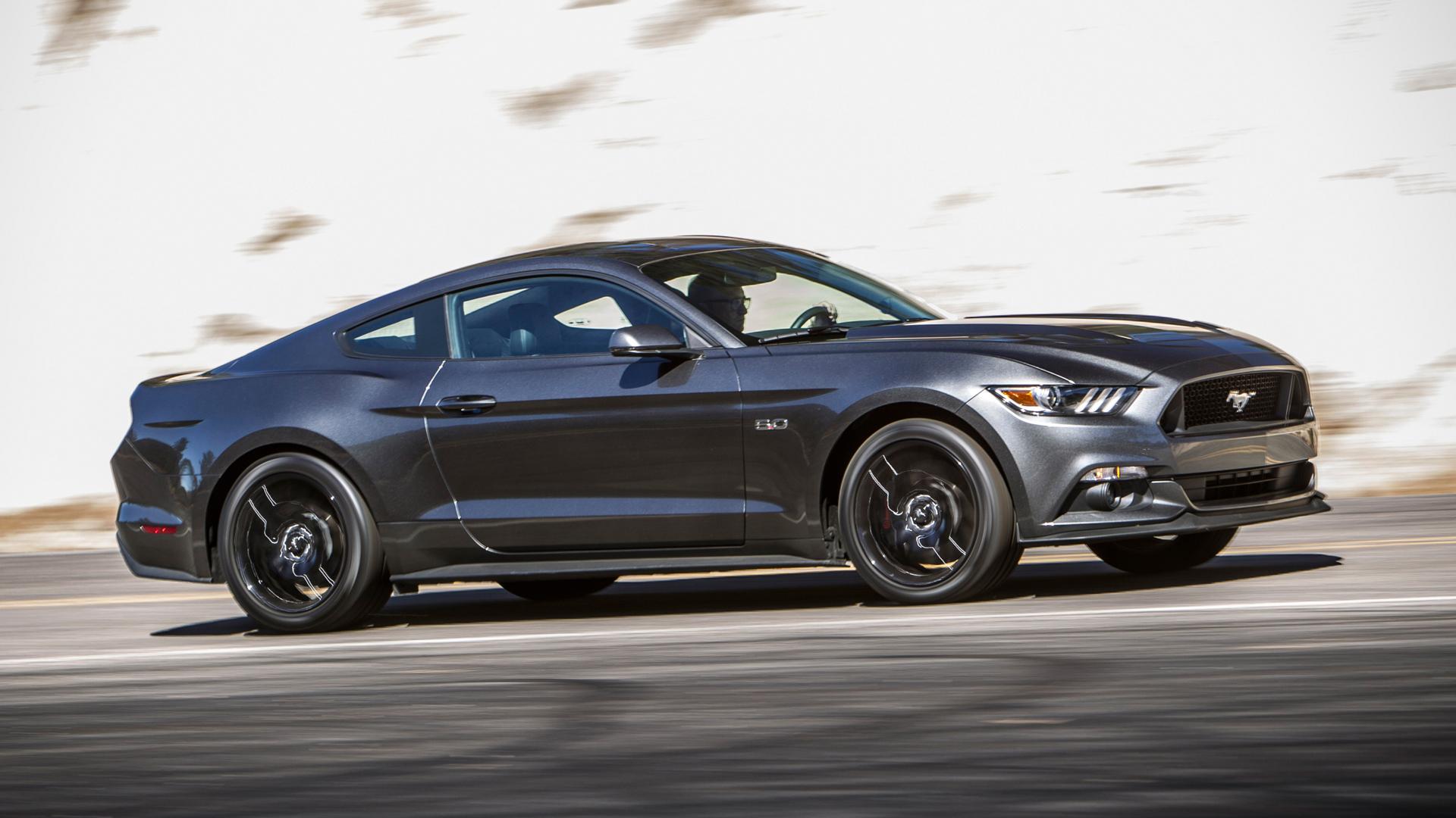 Ford Mustang Gt 2017 Wallpaper
