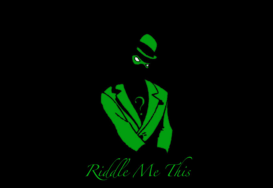 Riddler Question Mark Wallpaper Extra poster 5 the riddler 900x621