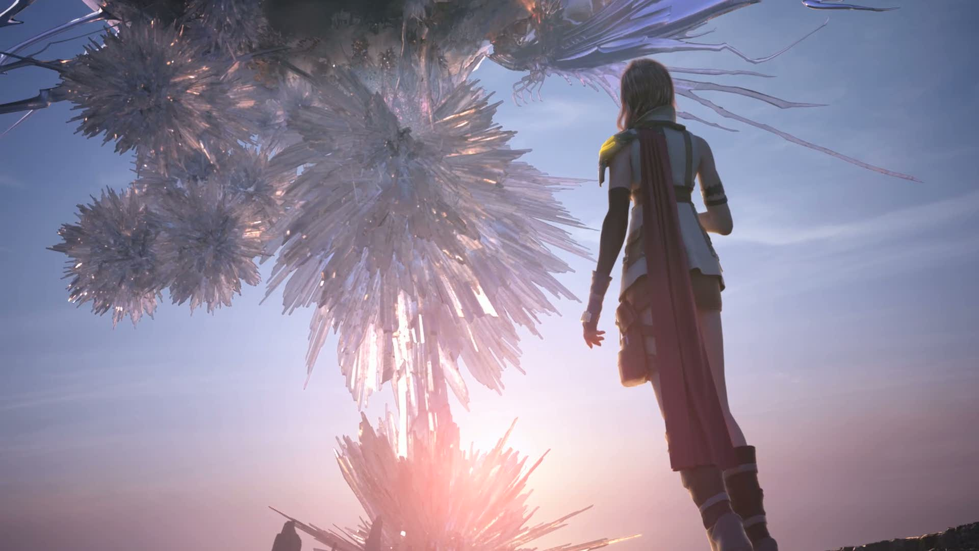 Final Fantasy 13 Wallpapers HD 1920x1080
