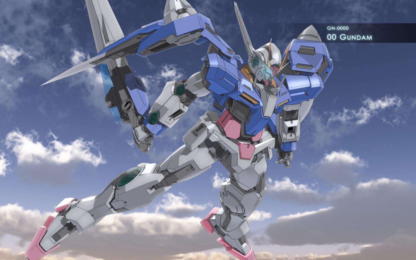 Image   00 Gundam Wallpaperjpg   Gundam Wiki 1680x1050
