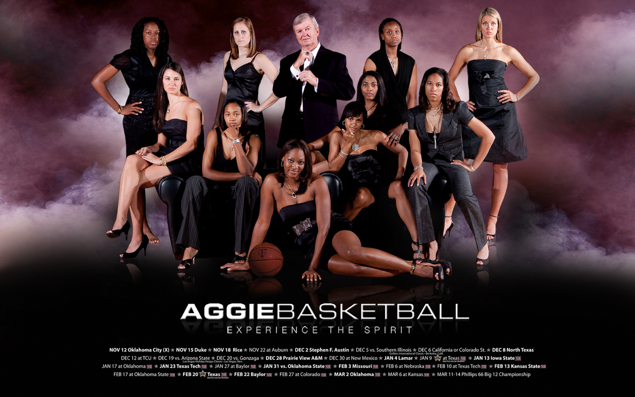 Now the Texas AM Aggies know how to do a basketball wallpaper right 1280x800