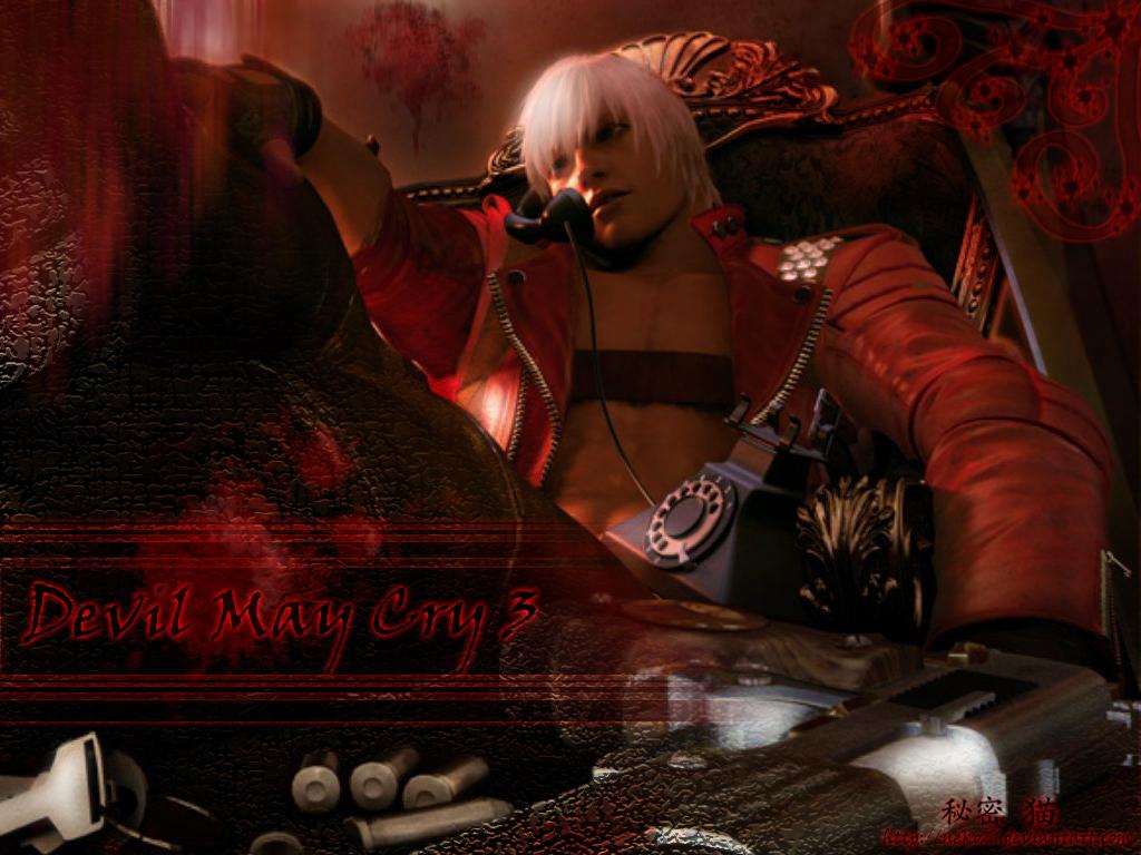 Free Download Dante Devil May Cry 3 Wallpaper 10625972