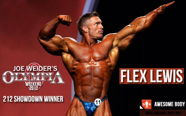 Flex Lewis Wallpaper Mr olympia 212 showdown 620x388