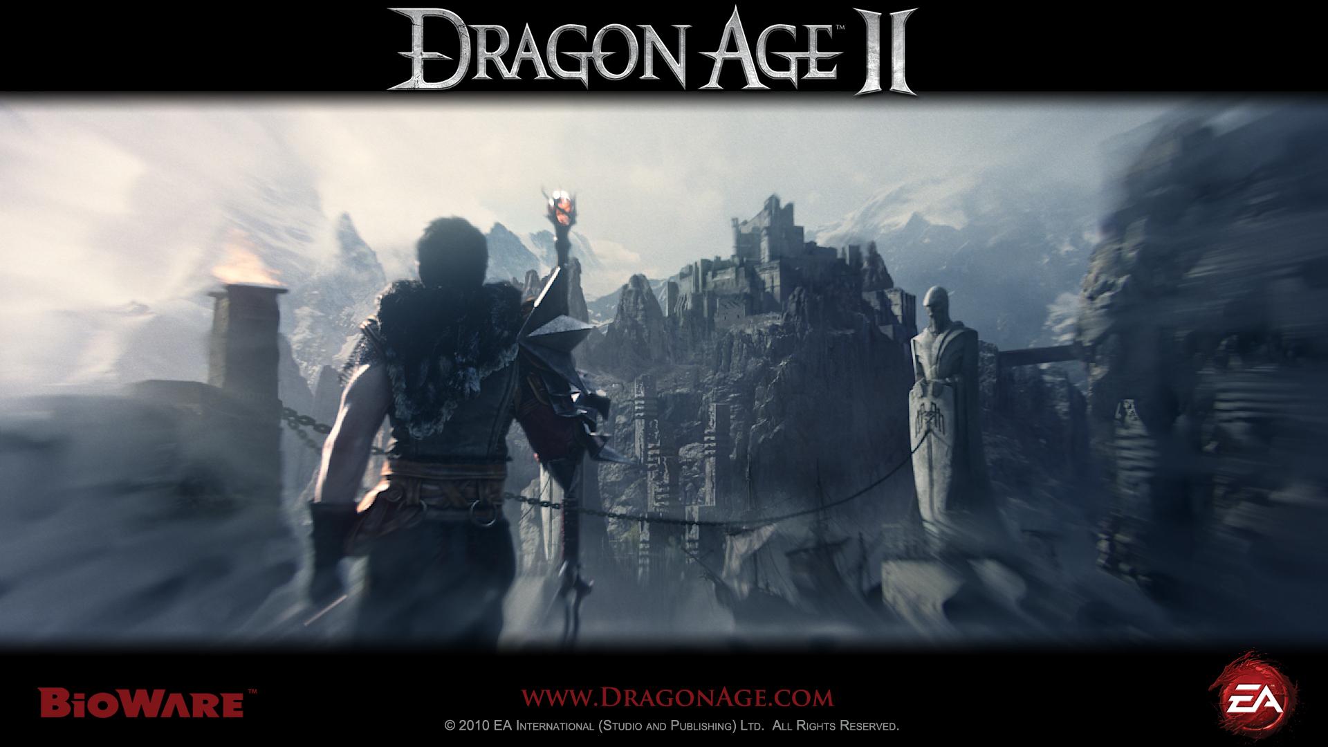 Dragon Age 2 Wallpaper 1920x1080