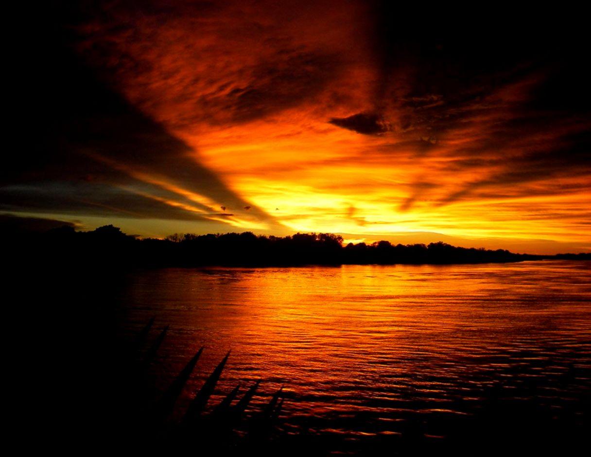 Sunset Wallpaper Desktop HD Wallpapers Plus 1216x942