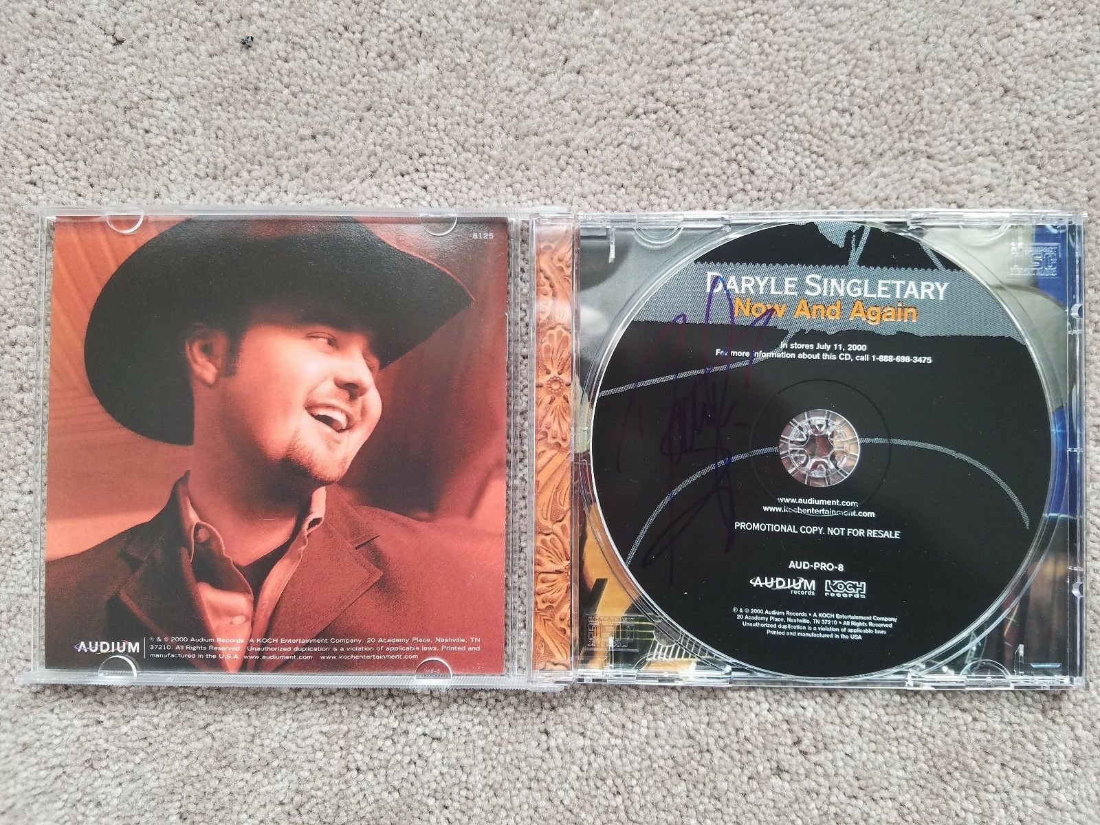 Buy Daryle Singletary   Now and Again CD online eBay 1600x1200
