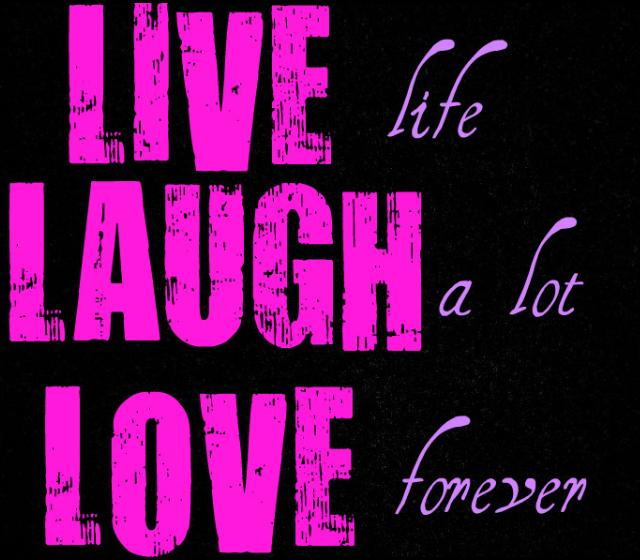 Live Laugh Love Hd Wallpaper : Live Laugh Love Quote Wallpapers - WallpaperSafari