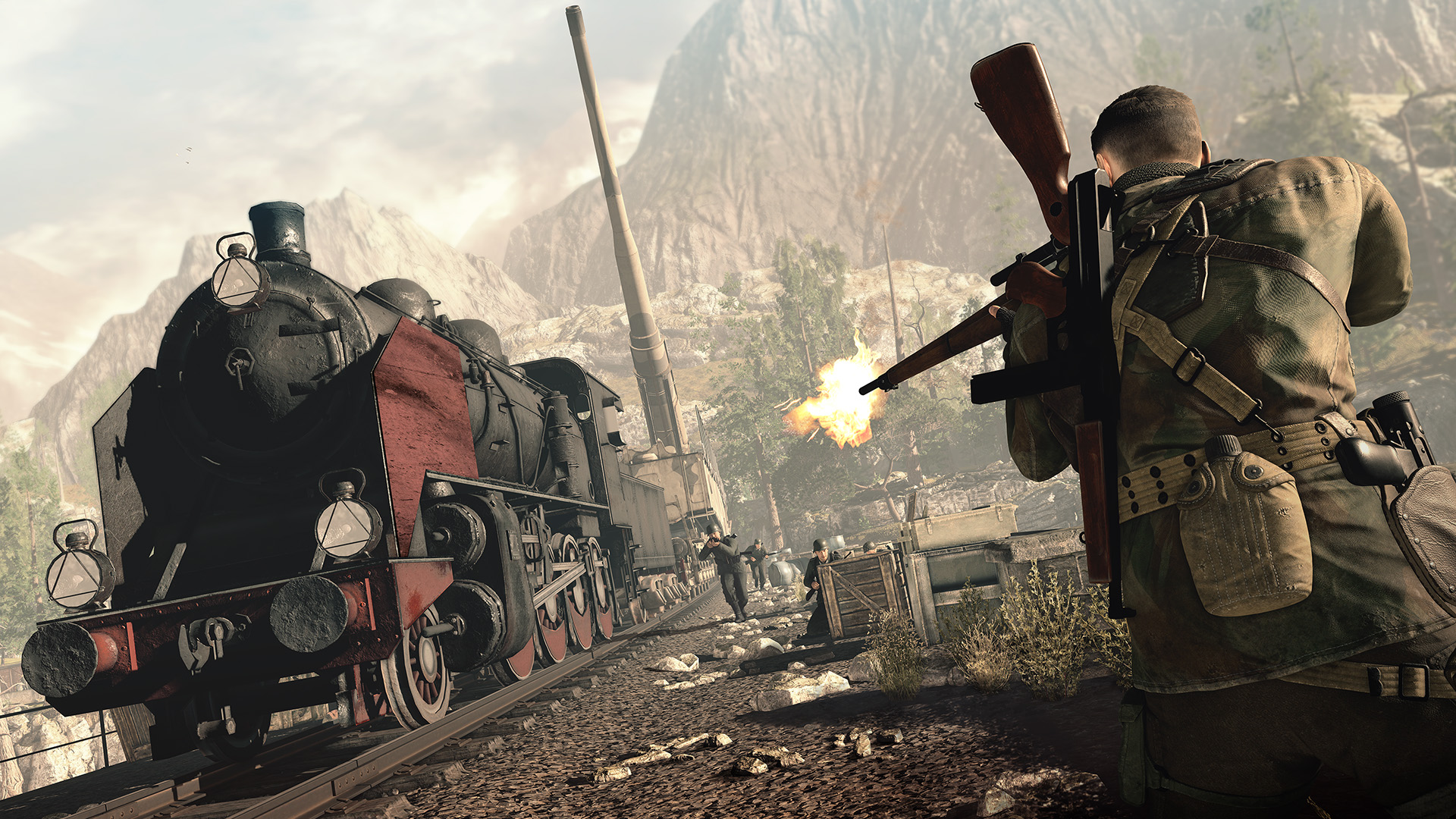 Sniper Elite 4 HD Wallpapers and Background Images   stmednet 1920x1080
