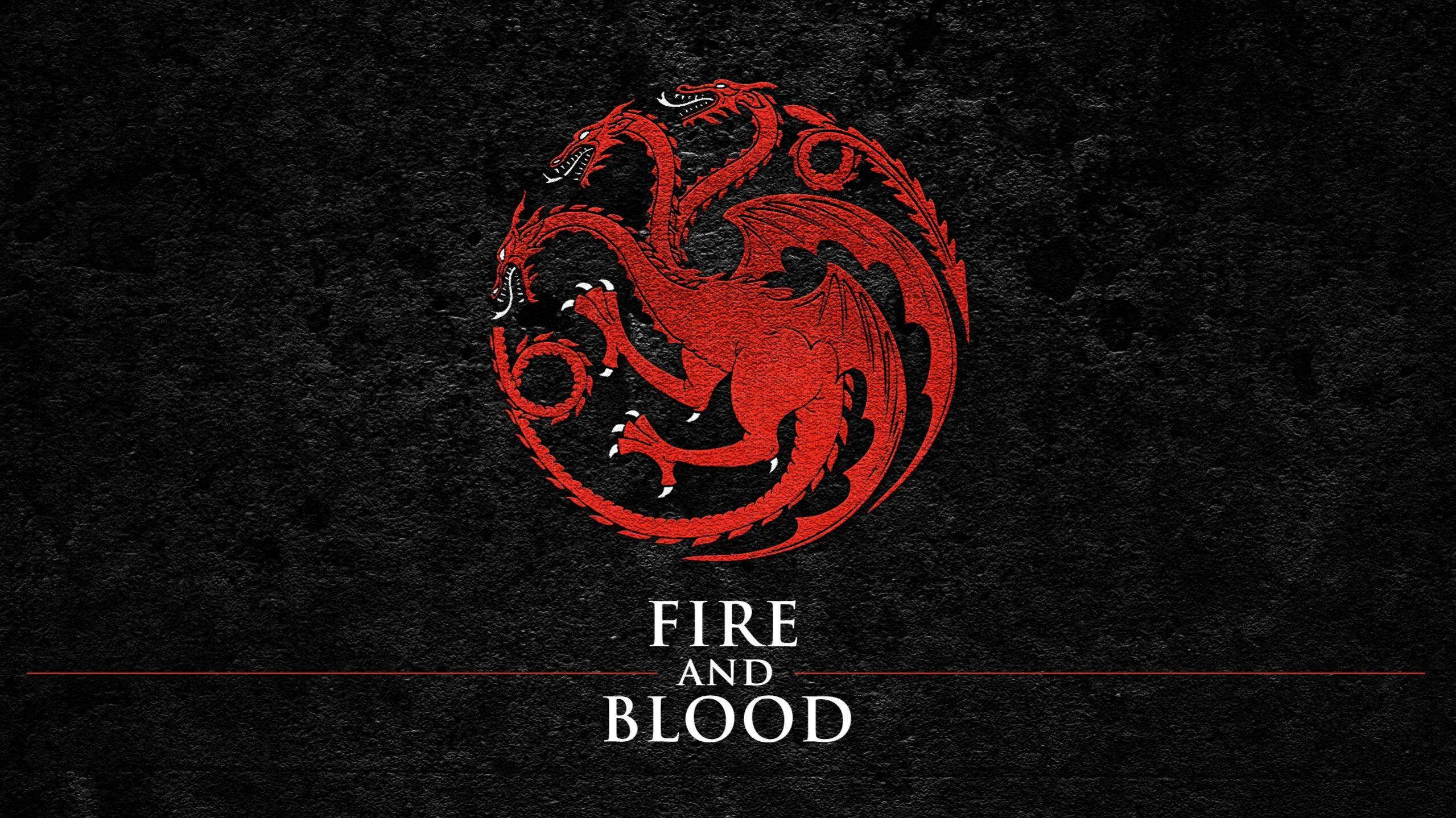 House Targaryen Sigil 16 2559x1439
