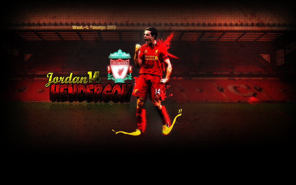 Jordan Henderson Wallpaper by WaaaLi on deviantART 1024x640