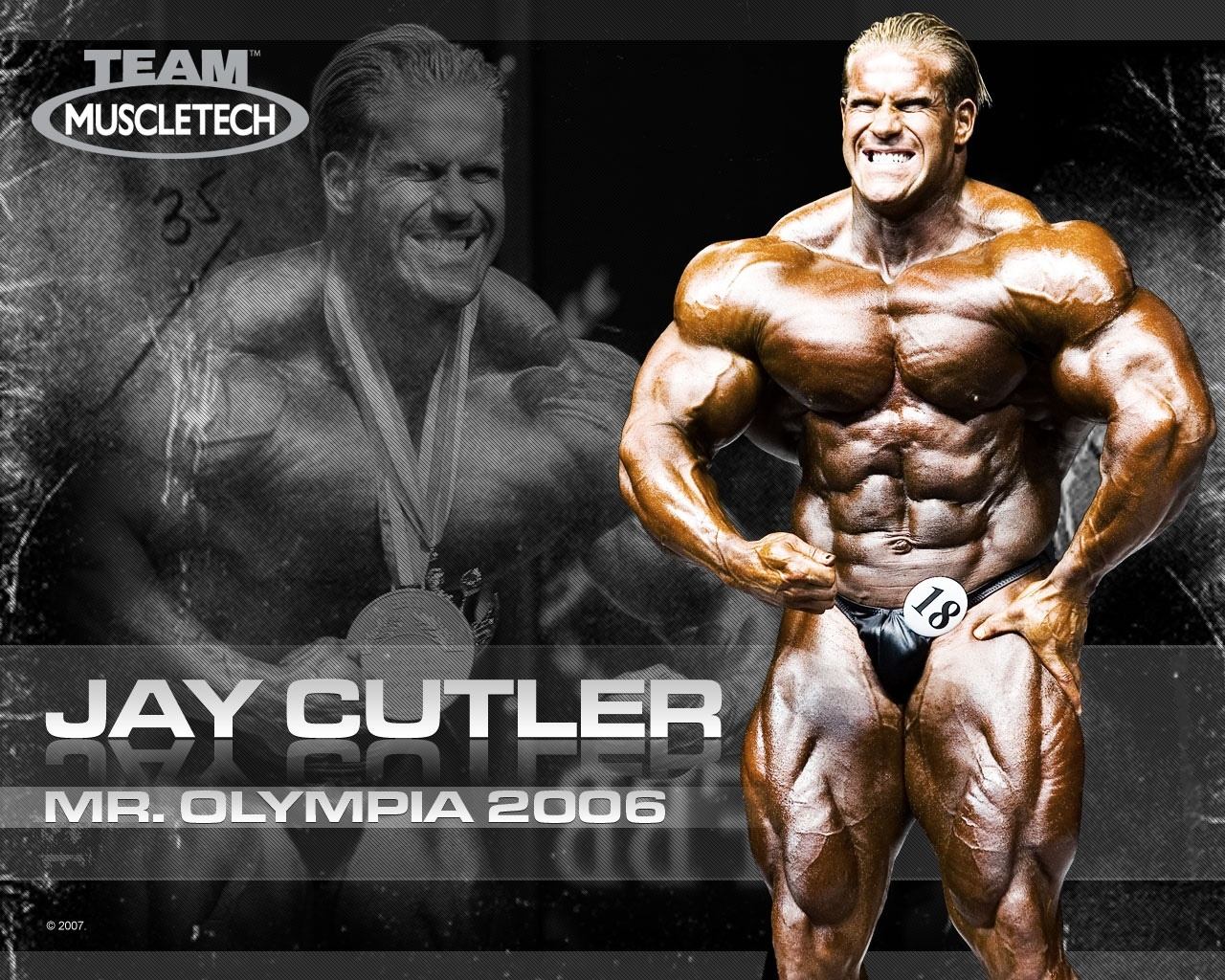 Human Body Jay Cutler Bodybuilder Jay 1280x1024