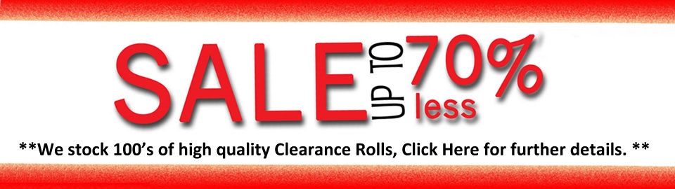 Clearance Wallpaper Rolls 960x270
