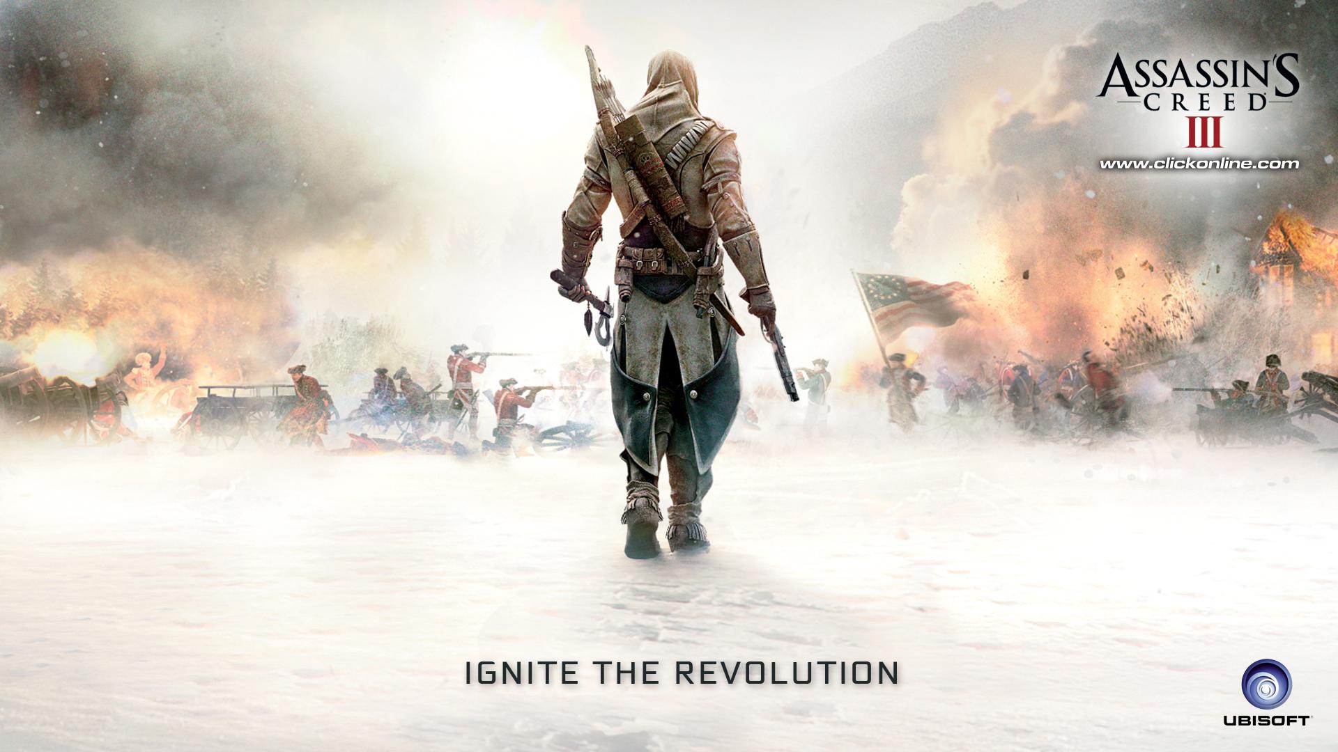 Free Download Assassins Creed 3 Wallpaper M2bi4lf 141115 Kb