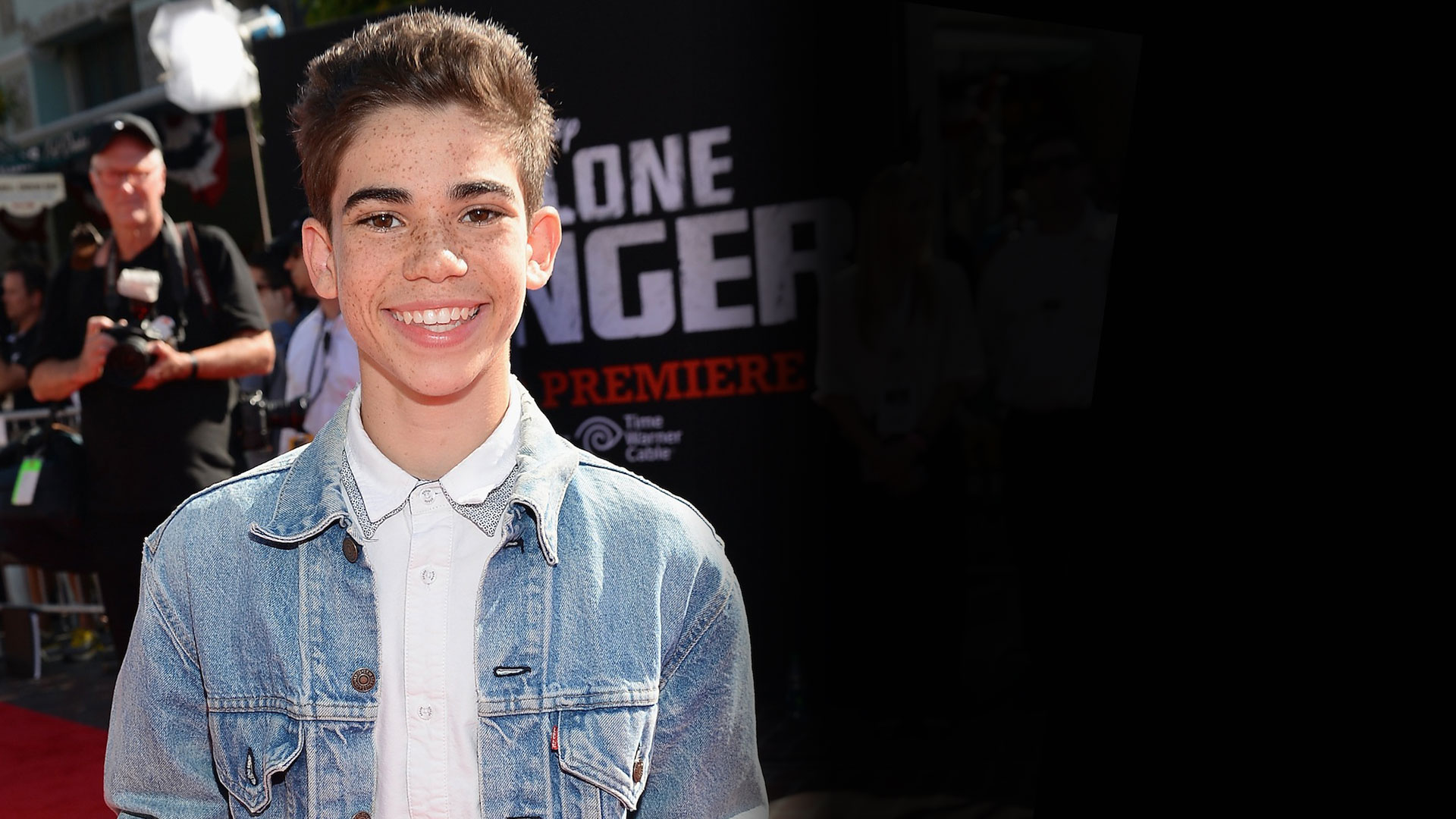 Oops Did Cameron Boyce Have a Costume Fail on the Set of 1920x1080