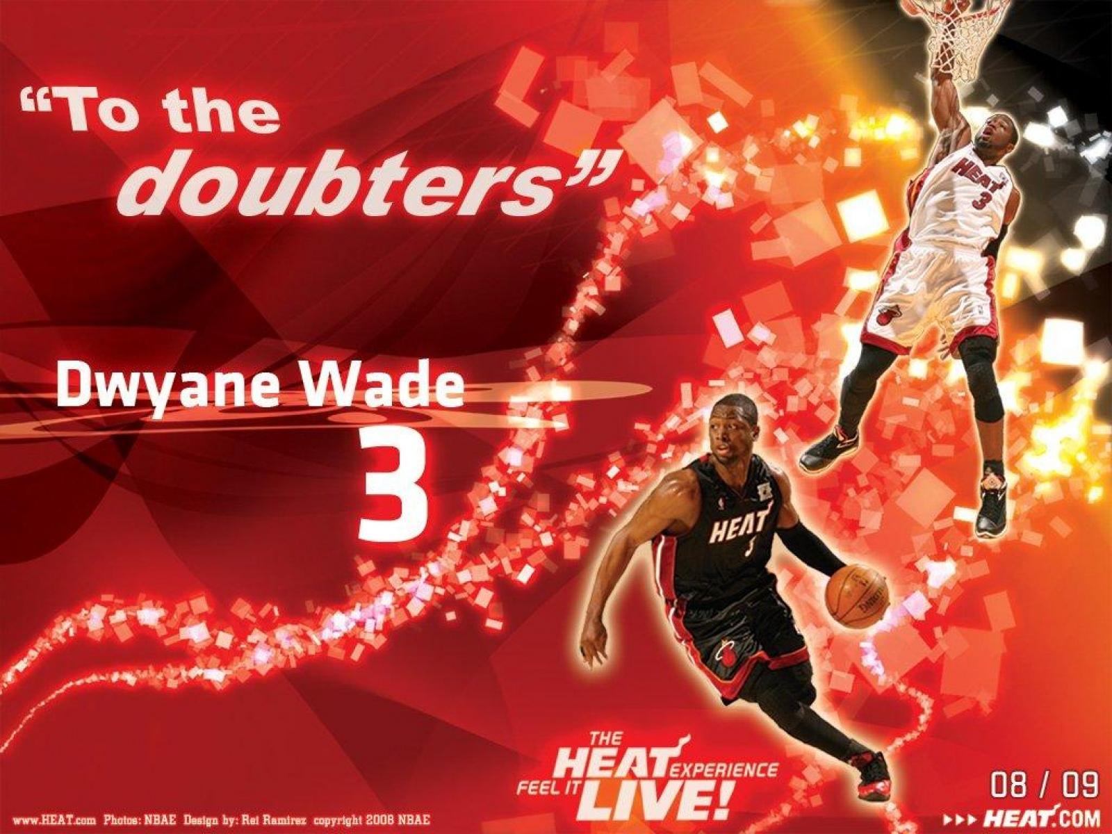 Miami Heat NBA Wallpapers   7234 1600x1200