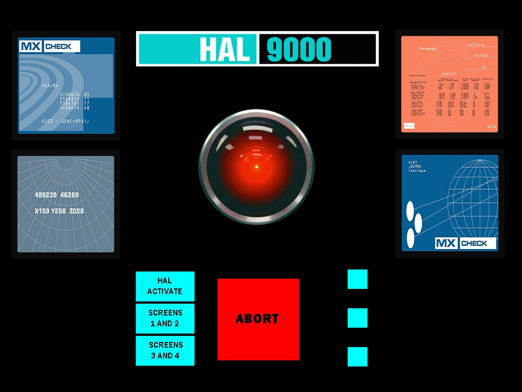 Hal 2001 a space odyssey