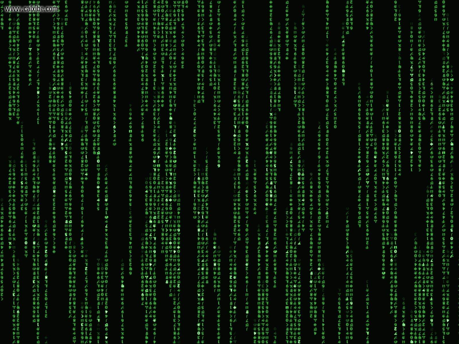 Matrix Code Miscellaneous 1600x1200