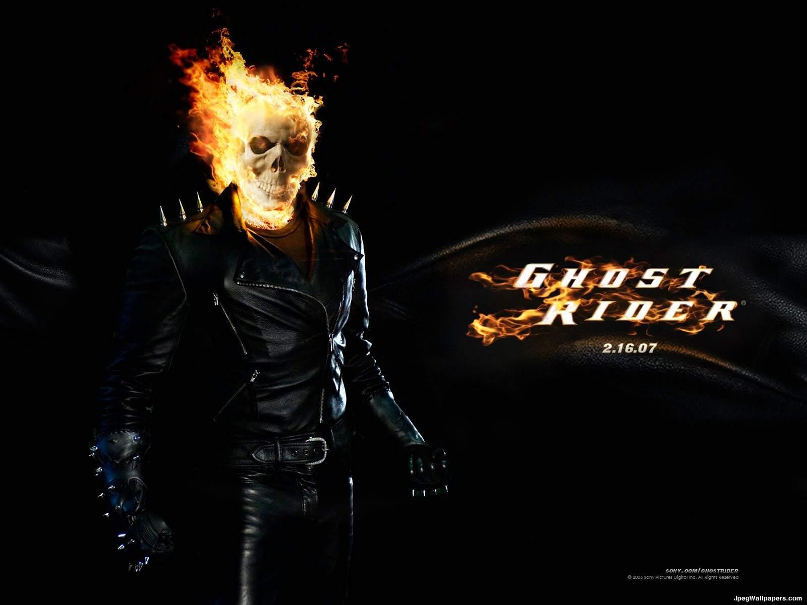 Ghost Rider wallpaper 1600x1200