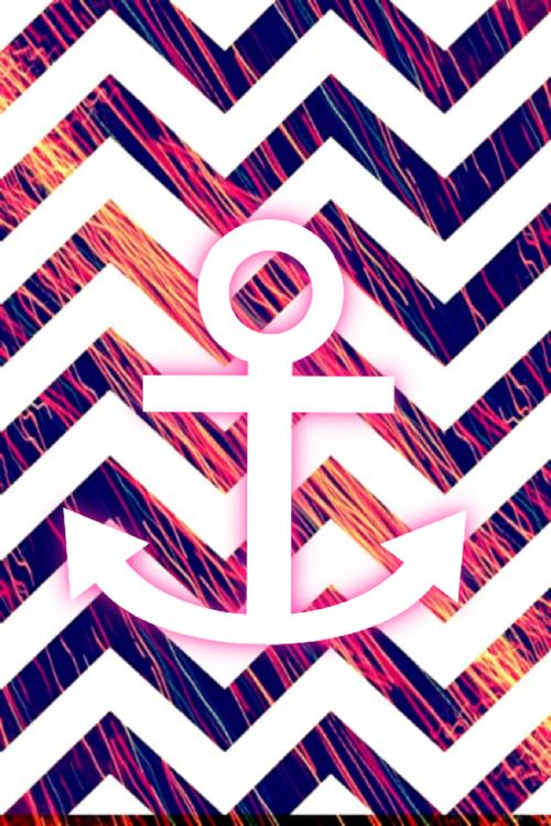 Anchor wallpaper We Heart It 500x750