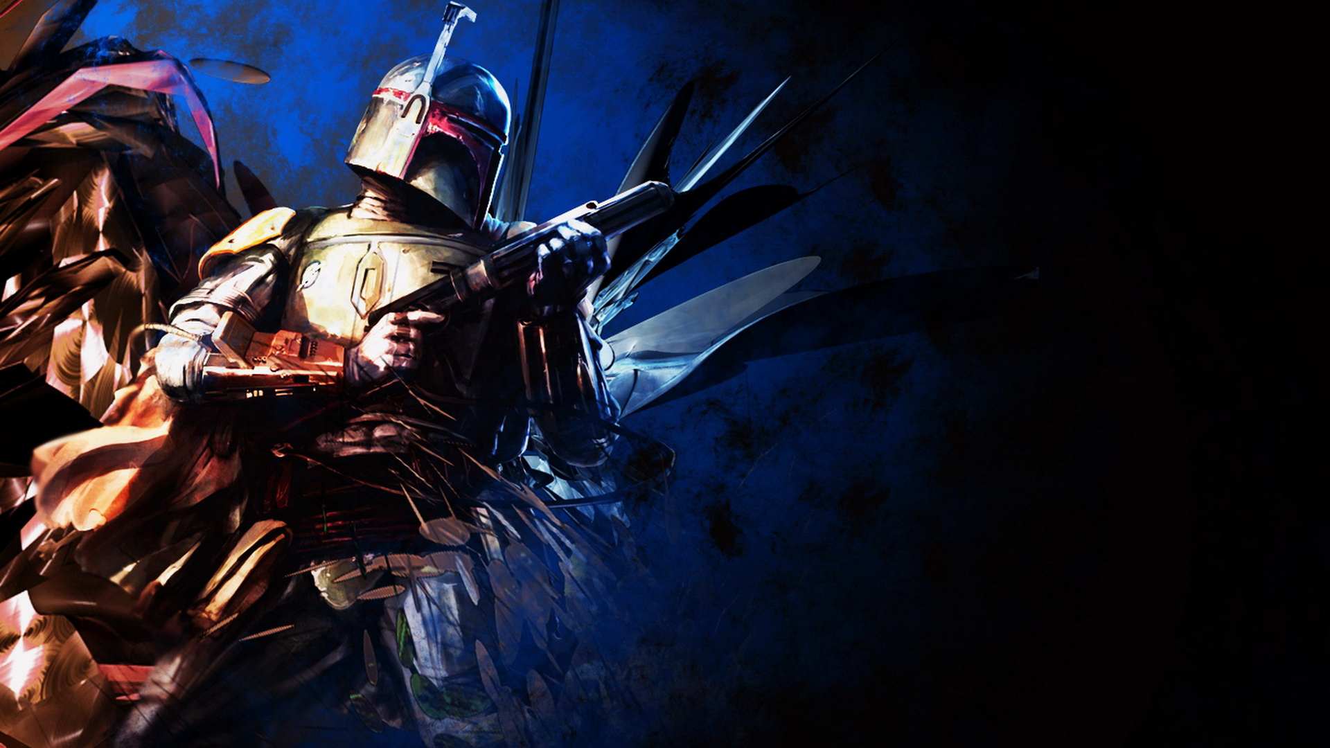 Boba Fett wallpaper 202926 1920x1080