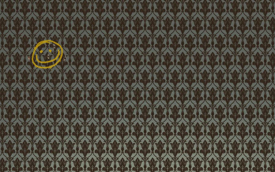 Sherlock Wallpaper Smiley Face Sherlock wallpaper by 900x563