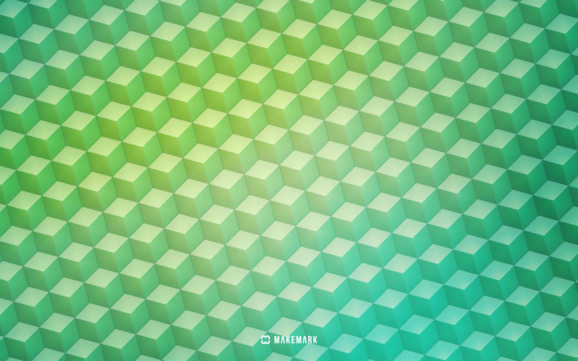 Geometric Wallpaper MakeMark design with purpose 1920x1200