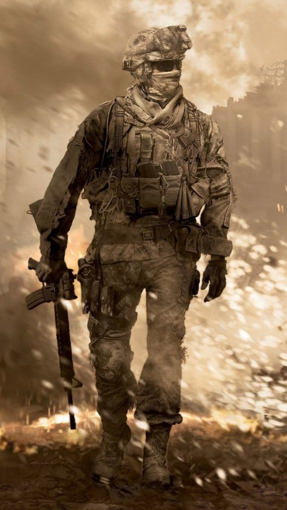 50 Call Of Duty Modern Warfare 2 Hd Wallpapers On Wallpapersafari