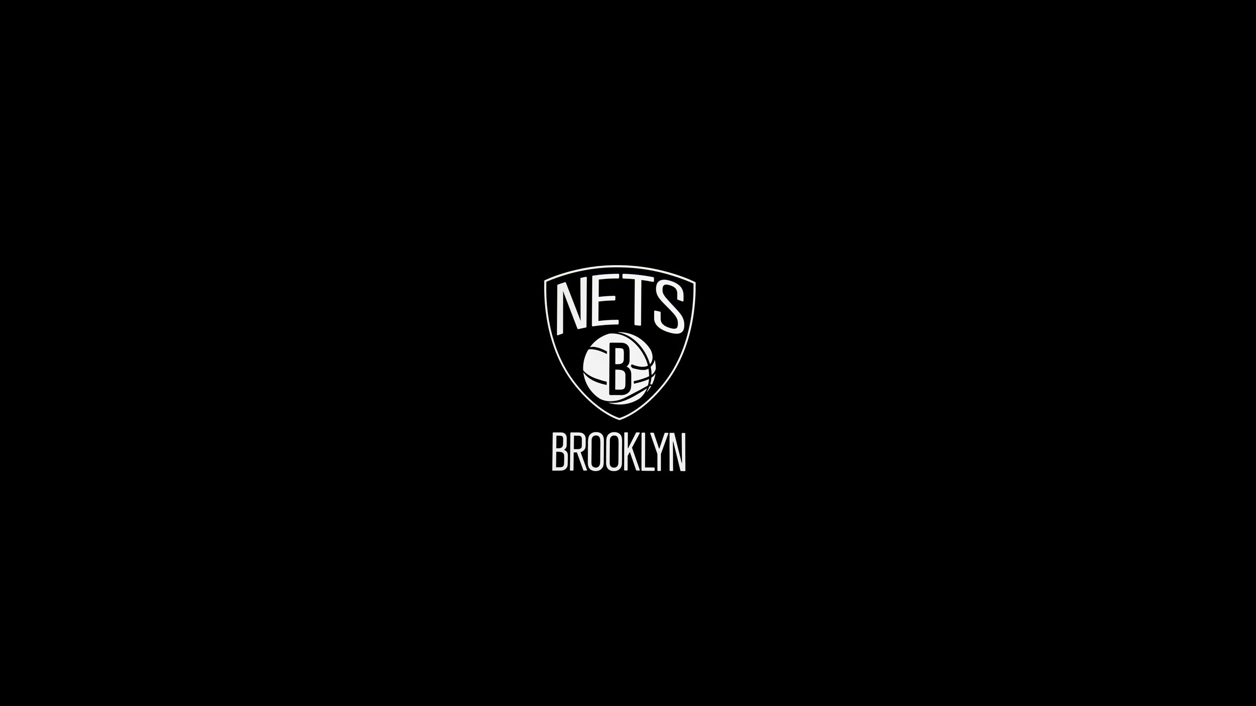 BROOKLYN NETS nba basketball 1 wallpaper 2560x1440 227875 2560x1440