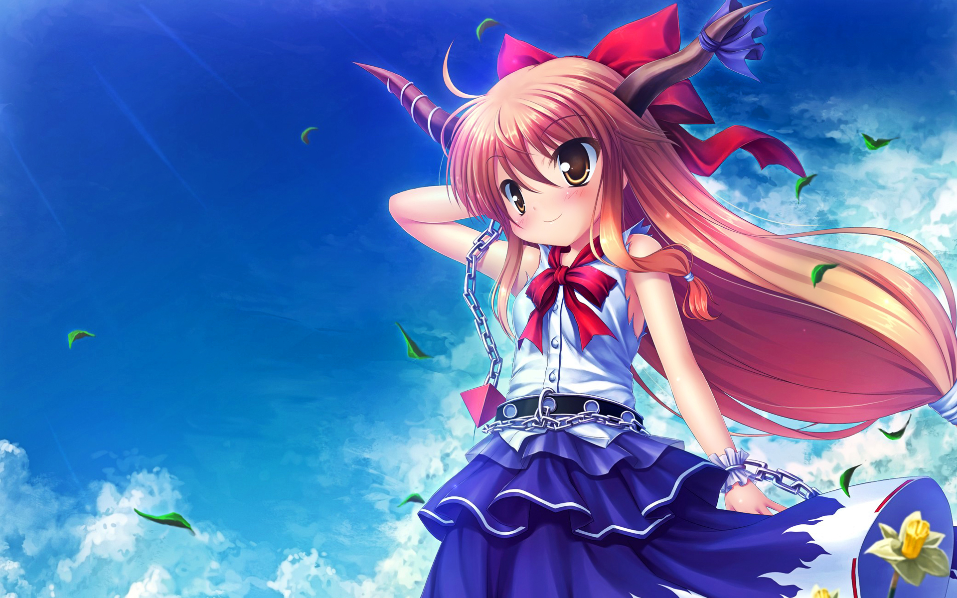 anime HD wallpaper for download