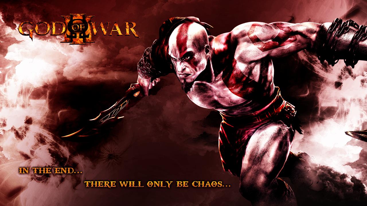 kratos el dios de la guerra god of war taringa