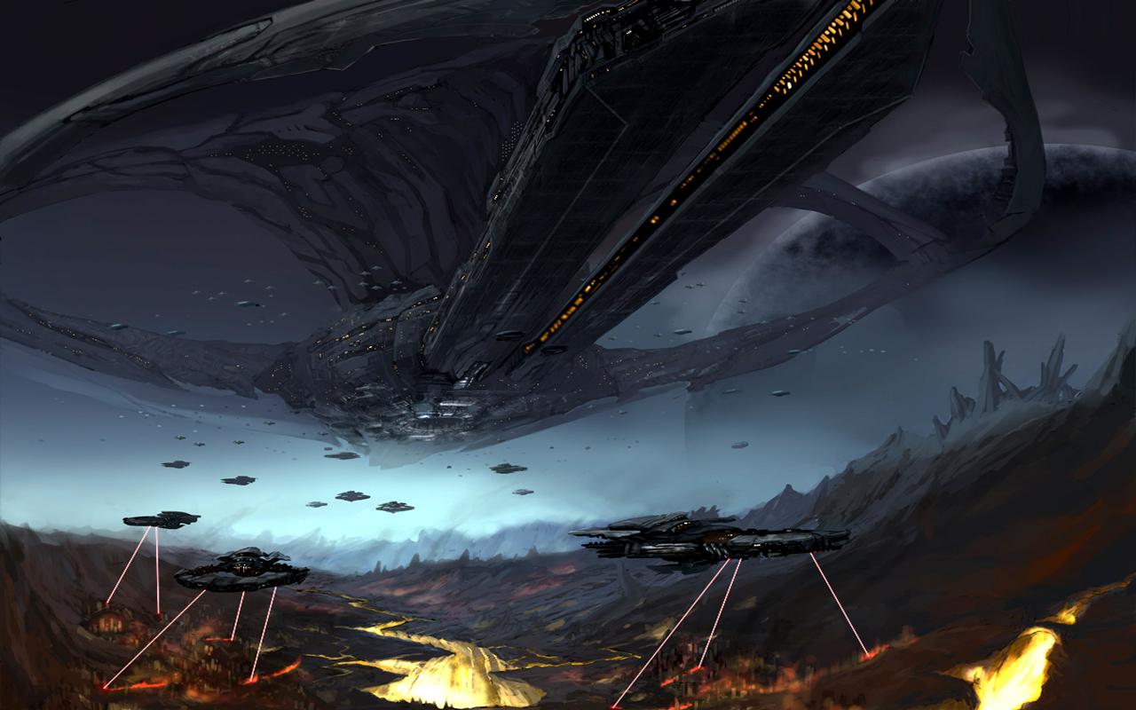Alien Wallpapers and Screensavers - WallpaperSafari