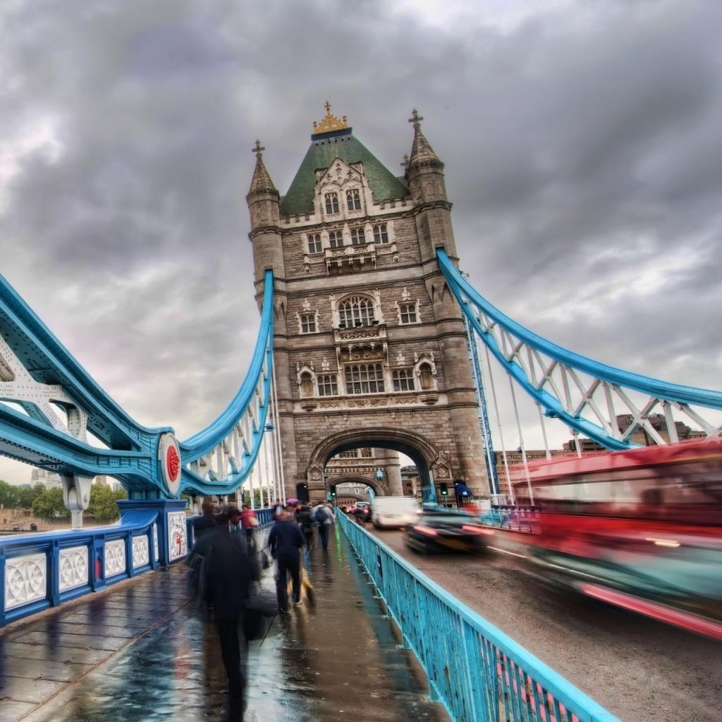 Tower Of London Bridge Wallpaper