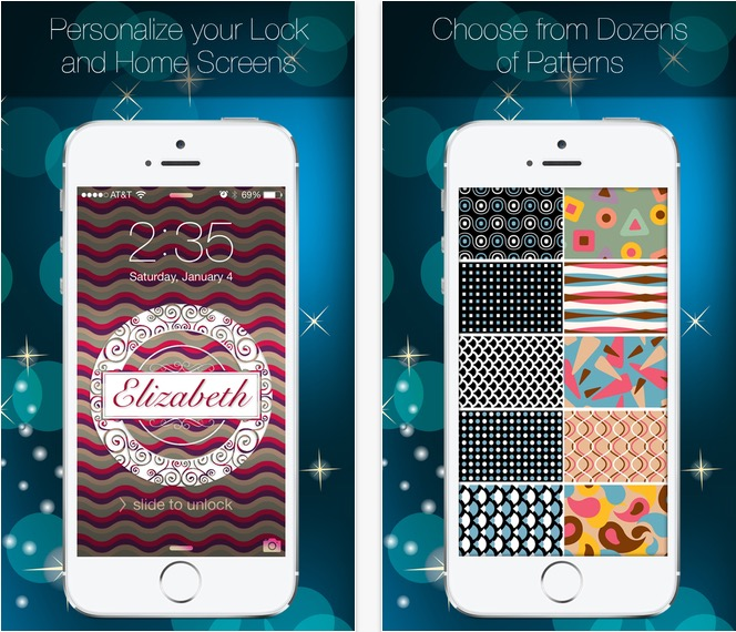 Best Wallpaper Apps For IPhone 6 And IPhone 6 Plus 664x570