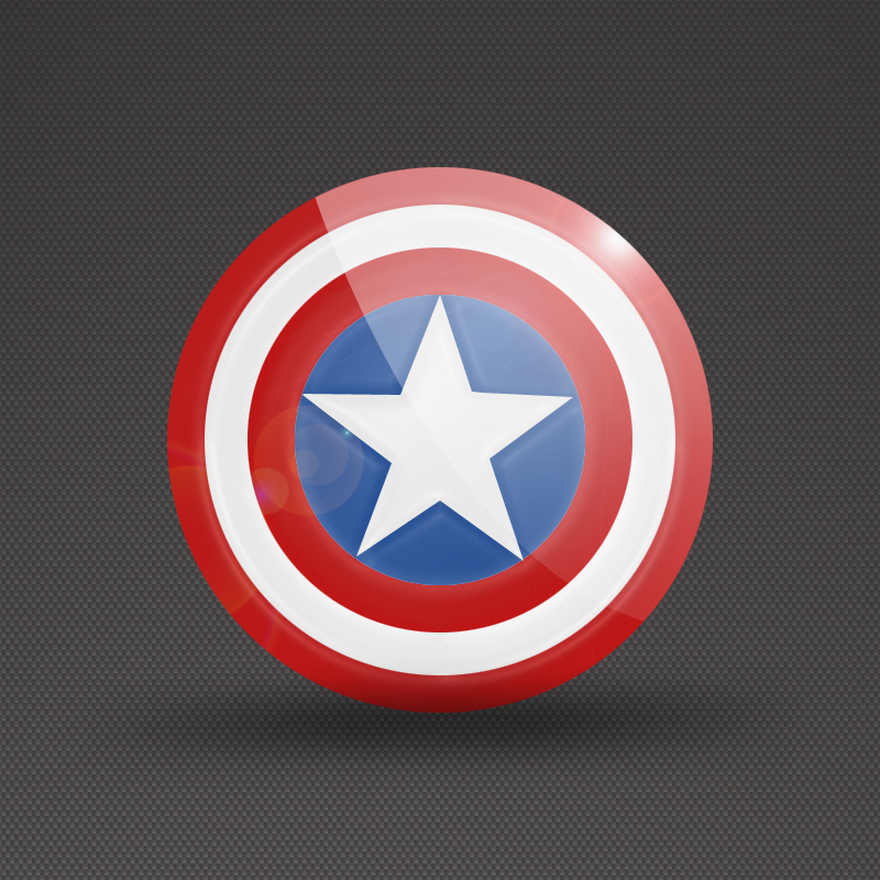 Captain America Shield Wallpaper Iphone Captain america   shiny 800x800