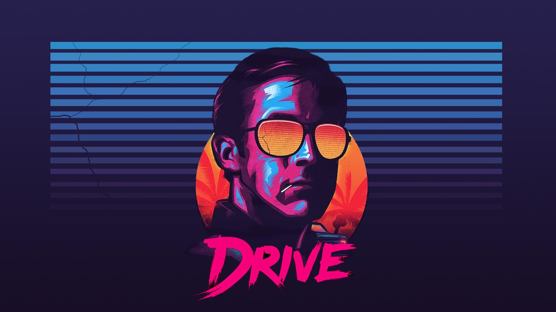 Drive Wallpaper - Wall... Ryan Gosling Movies