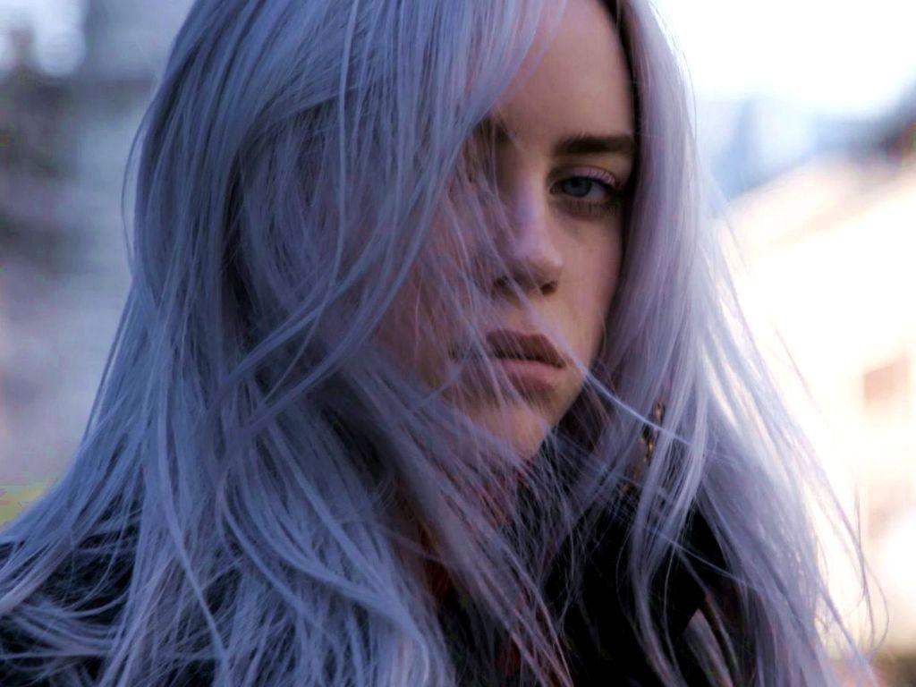 Fresh Billie Eilish Purple Hair Billie eilish ocean eyes Billie 1024x768